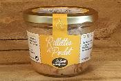 Bocal rillettes de poulet